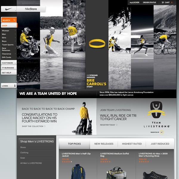 ab9bf807774a Nike   Websites   Stewie Griffin